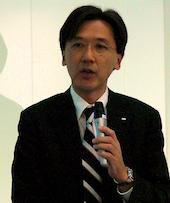 日本IBM 専務執行役員 システム製品事業の薮下真平氏
