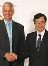 KDDIとBTが合弁会社を設立、海外...