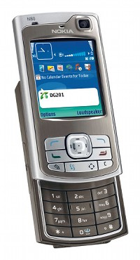 Nokiaの新端末Nokia N80 Internet Edition