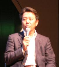 ネットエイジグループ社長の西川潔氏