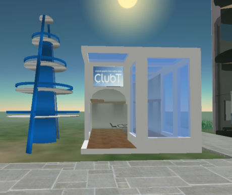 ClubT Gallery Secondlife