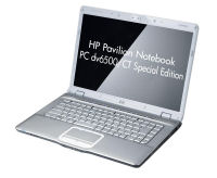 HP Pavilion Notebook PC dv6500/CT Special Edition