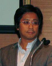 サイバードホールディングス取締役の岩井陽介氏