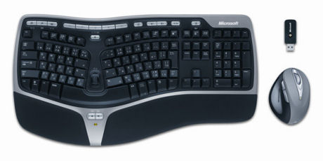 「Microsoft Natural Ergonomic Desktop 7000」