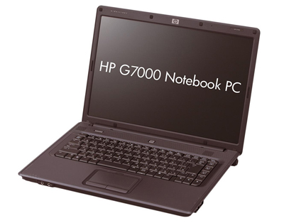 HP G7000 Notebook PC