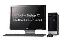 HP Pavilion Desktop PC s3240jp/CT
