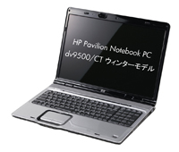 HP Pavilion Notebook PC dv9500/CT