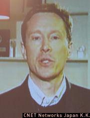 Skype TechnologiesCEOのマイケル・ヴァン・スワージ氏