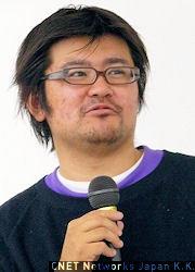日本技芸リサーチャーの濱野智史氏