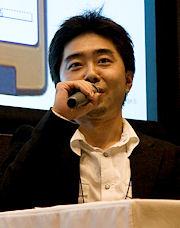 アマゾン ジャパンのAmazonモバイル シニアマネージャーの原田卓氏