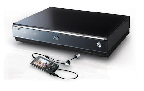 Blu-rayレコーダー「BDZ-A70」