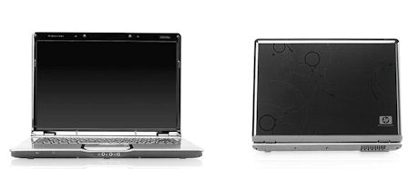 「HP Pavilion Notebook PC dv6800 オリジナルモデル」
