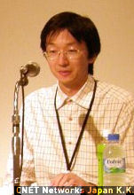 橋本大也氏