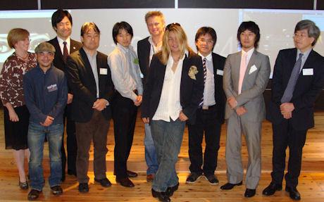 ラウンドテーブルの参加者たち