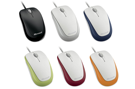 光学式マウス「Compact Optical Mouse 500」