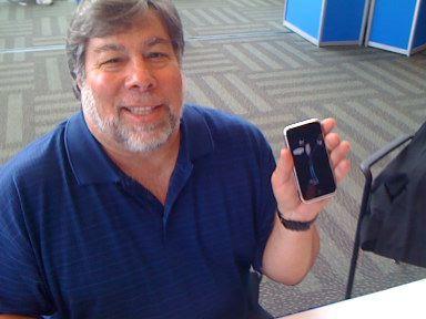 Steve Wozniak氏