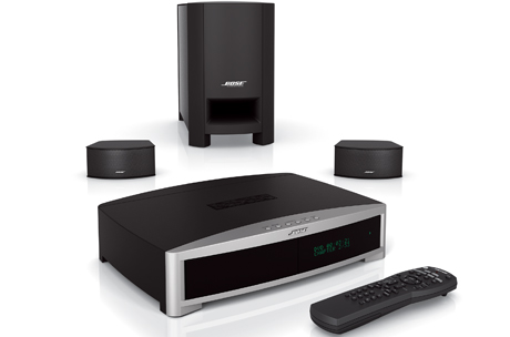 DVDホームエンターテインメントシステムズ「3・2・1 Series III DVD home entertainment systems」