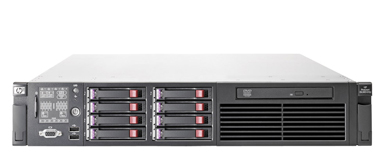 「HP ProLiant DL385 Generation 5p」