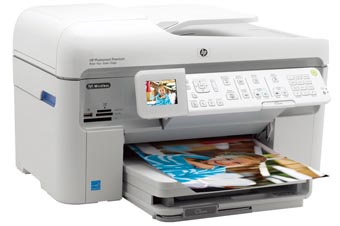 「HP Photosmart Premium Fax All-in-One C309a」