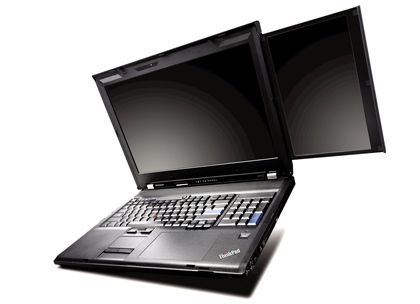 「ThinkPad W700ds」