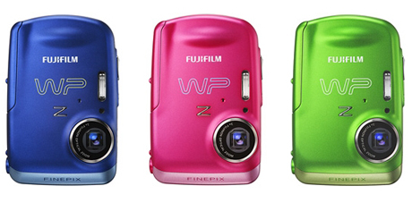「FinePix Z33WP」