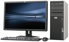 「HP Z400 Workstation」