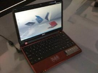 「Acer Aspire one」