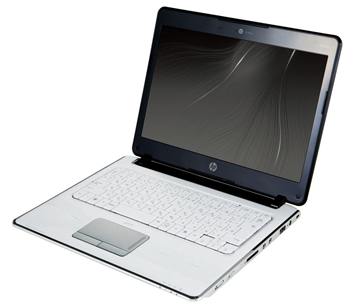 「HP Pavilion Notebook PC dv2」