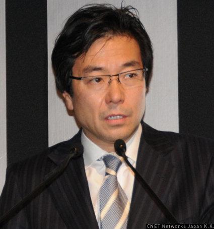 マイクロソフト 代表執行役社長の樋口泰行氏