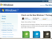 Check out the New Windows 7 Packaging - Windows 7 Team Blog - The Windows Blog