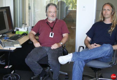 Tony Wingo氏とKevin Lund氏