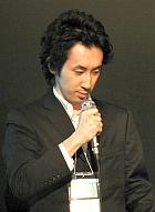 ノボット代表取締役社長の小林清剛氏