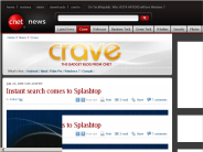 Instant search comes to Splashtop | Crave - CNET