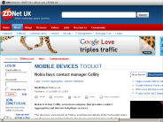 Nokia buys contact manager Cellity - ZDNet.co.uk