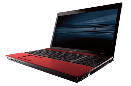「HP ProBook 4510s/CT Notebook PC」および「HP ProBook 4515s/CT Notebook PC」