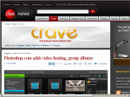 Photoshop.com adds video hosting, group albums | Crave - CNET