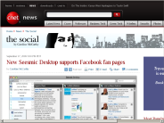 New Seesmic Desktop supports Facebook fan pages | The Social - CNET News