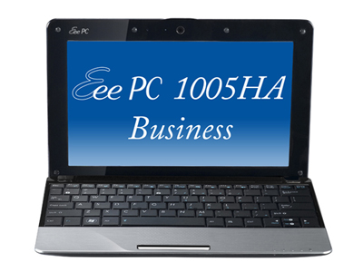 「Eee PC 1005HA Business」