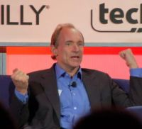 Web 2.0 SummitでのTim Berners-Lee氏
