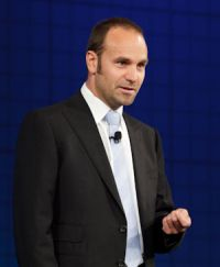 Canonicalの最高経営責任者(CEO)Mark Shuttleworth氏