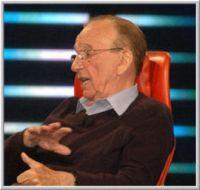 News Corporationの全コンテンツをGoogleから削除し、MicrosoftのBingと独占契約を締結することを検討中と報じられているRupert Murdoch氏。