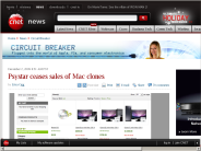 Psystar ceases sales of Mac clones | Circuit Breaker - CNET News