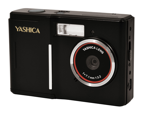 「YASHICA EZ Digital F531」