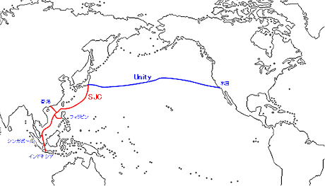 South-East Asia Japan Cable