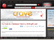 No Nook by Christmas? Here's a $100 gift card | Crave - CNET