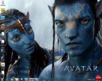 20th Century Foxは、映画「アバター」のカスタムテーマをWindows 7ユーザーに提供している。