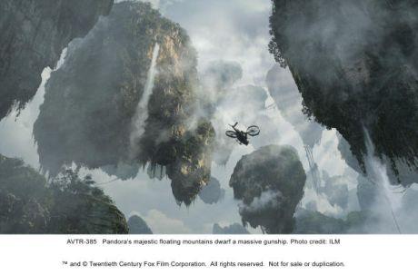 ILMが主に担当したのは、ヘリコプターや大型シャトル「Valkyrie」など映画に登場する航空機における視覚効果だった。