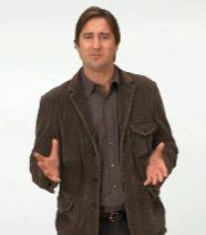 AT&Tの新しい広報担当者Luke Wilson氏。