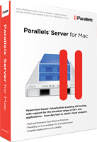 Parallels Server for Mac 4.0